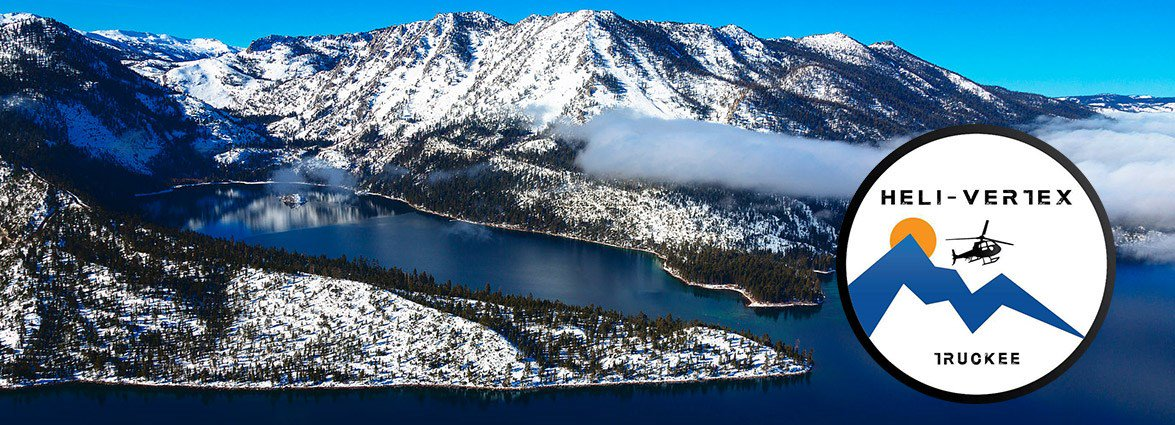 Truckee Tahoe Helicopter Tour