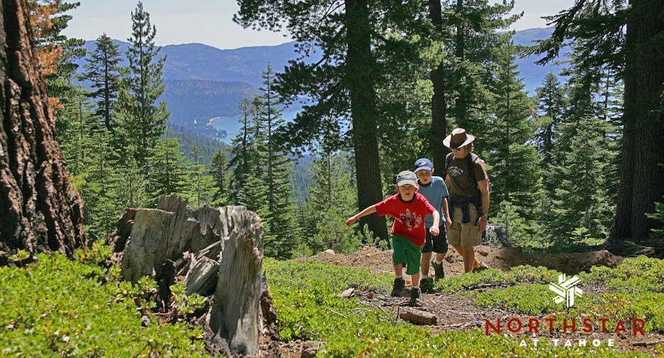 Truckee Tahoe Hiking Trails