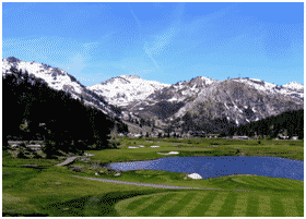 Truckee Tahoe Golf Courses
