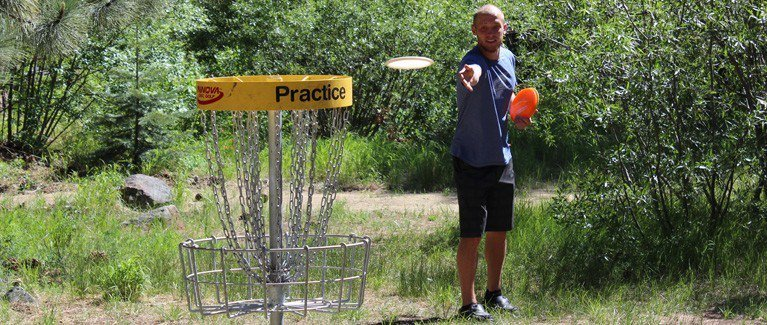 Truckee Tahoe Disc Golf Courses