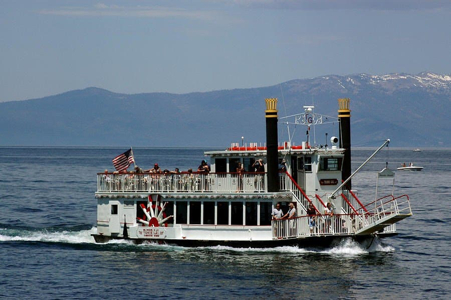 Lake Tahoe Tours